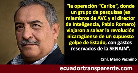 SENAIN: La guarida de pesquisas que violó la intimidad de los ecuatorianos