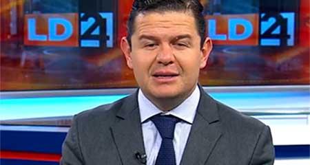 Juan Sebastián Roldán plantea pedir un «apoyo directo a los ecuatorianos» para pagar a jubilados