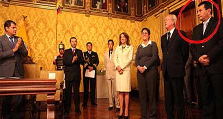 España niega asilo a Pablo Romero, exsecretario de Inteligencia