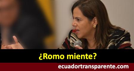 Hijo de abogado Llerena desmiente a María Paula Romo sobre motivos del atentado que sufrió su padre