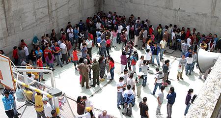 Fugaron 2 detenidos investigados por homicidio y 1 por robo, de la cárcel de El Inca en Quito