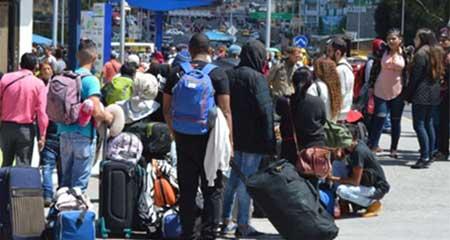 Banco Mundial calcula en 550 millones de dólares el impacto de migración venezolana en el Ecuador