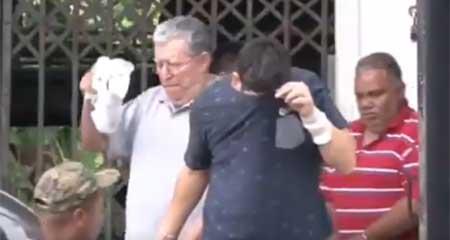 Hermano de ex subdirector de la DAC, Juan Pablo Larrea, es detenido en Bélice con una tonelada de droga