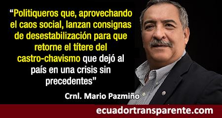 Gobierno de Moreno pide comprensión ante la ineficiencia de recuperar lo robado