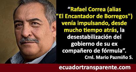Ecuador: un proceso de paz sellado con impunidad y vandalismo