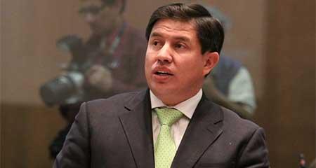Ex correísta, César Rodríguez, ahora apoya a Jaime Nebot