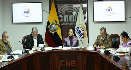Informe aprobado por CNE contradice hallazgos de Arroz Verde y señala que Alianza PAIS no cometió irregularidades