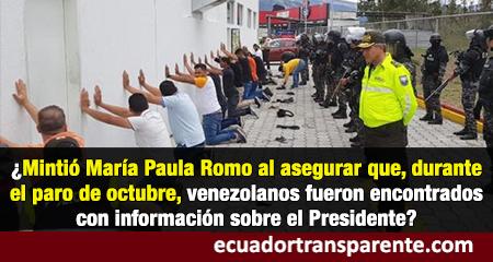Juez declara inocentes a venezolanos detenidos durante el paro de octubre