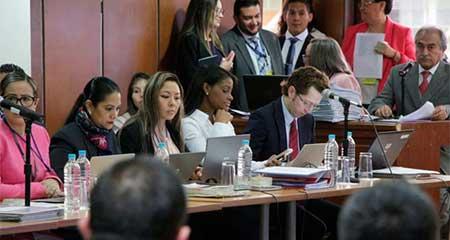 Inició juicio contra Rafael Correa y otros 20 procesados en caso sobornos 2012-2016