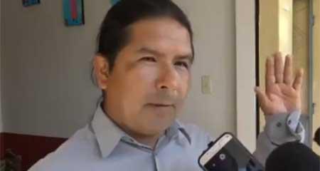 Marlon Santi, dirigente de Pachakutik, dice que en  «Cuba ya hay el remedio contra el corona antivirus» (Video)