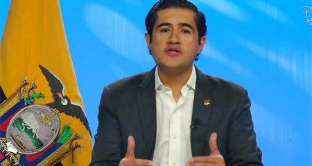 Richard Martínez, Ministro de Economía, informó nuevas medidas ante crisis por coronavirus