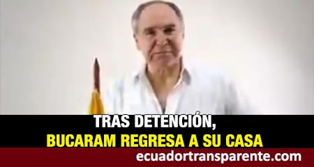 Juez dicta «arresto domiciliario» para Abdalá Bucaram