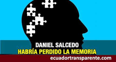 Daniel Salcedo, investigado por compras con sobreprecios en hospitales públicos, perdió la memoria