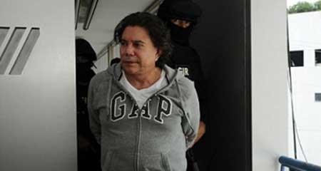 Ricardo Rivera, tío de Jorge Glas presentó recurso para salir de prisión