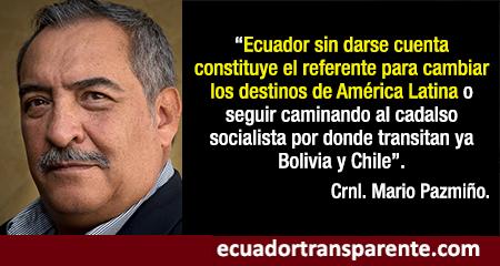 Las elecciones en Ecuador: el último escollo del socialismo latinoamericano