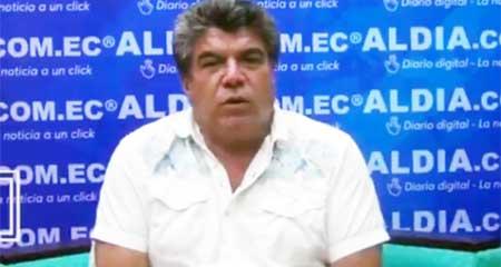 Sicarios asesinan a ex asambleísta Patricio «El Cholo» Mendoza tras salir de una entrevista