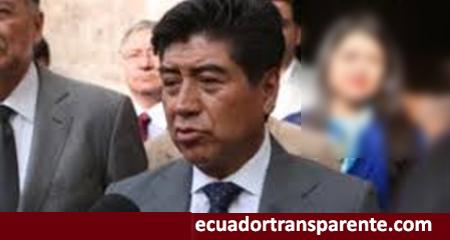 Plantean un nuevo pedido de revocatoria para el alcalde de Quito, Jorge Yunda