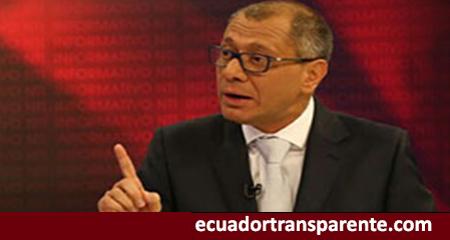 Jorge Glas, Carlos Pareja y otros, sentenciados a 8 años de cárcel por peculado en caso Singue