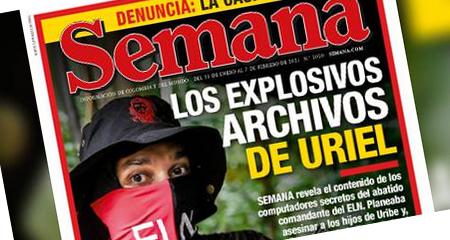 Revista colombiana revela presunto aporte de dinero del ELN para campaña presidencial de Andrés Arauz