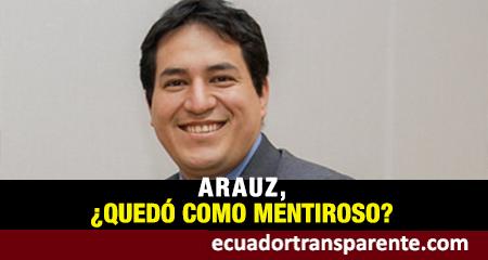 Presidente de Argentina no confirmó versión de Andrés Arauz sobre traer 4.4 millones de vacunas COVID19 al Ecuador