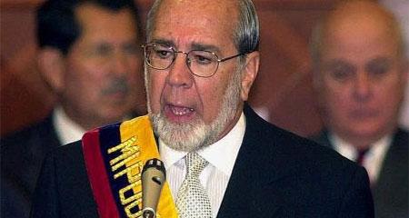 Fallece Gustavo Noboa Bejarano