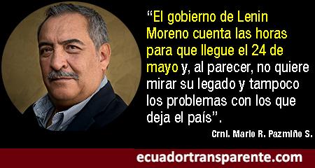 El legado de Lenín Moreno: La desestabilización.