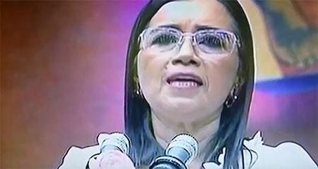 Guadalupe Llori llamó a la unidad en la diversidad