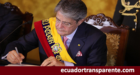 Guillermo Lasso cambió toda la cúpula militar