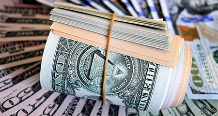 Ciudadanos protestaron en apoyo a «don Naza». Piden que «Big Money» continúe.