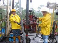 Cayó producción petrolera en 2010