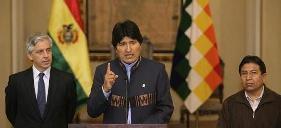 Evo Morales da marcha atrás con el «gasolinazo»