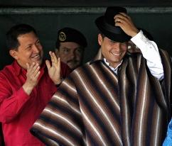 IISS: campaña de Correa recibió dos aportes de Farc