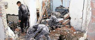 Ataque con explosivo de alto poder en Manta