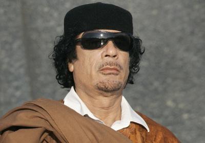 Corte Penal Internacional pide orden de arresto contra Gadafi