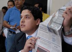 Abogado de Correa inicia acciones preprocesales contra columna de Diego Oquendo publicada en Diario Hoy