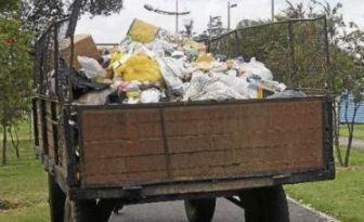 El 'homenaje' del 30-s dejó 70 toneladas de basura