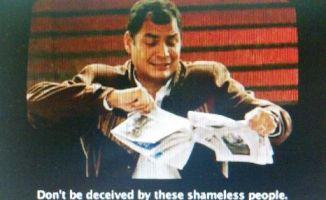 C. Botero pregunta si la honra es para todos los ecuatorianos