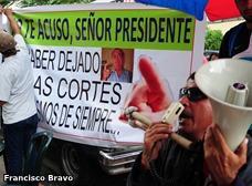 Yávar Núñez ya tenía multa por interferir en dictamen