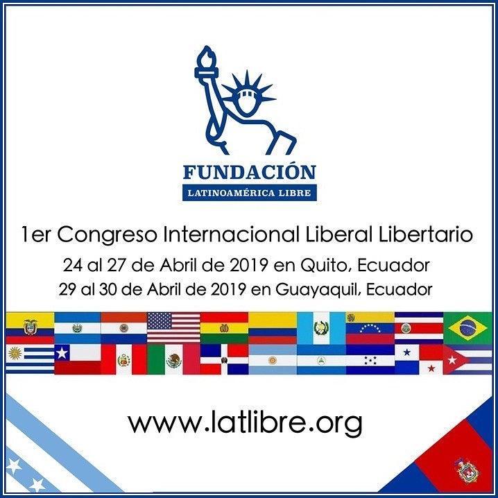1er Congreso Internacional Liberal Libertario